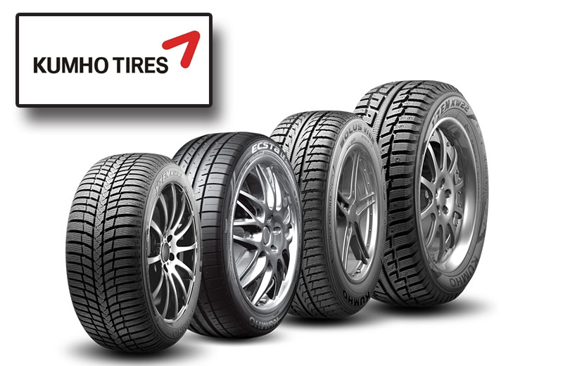 champion tyres in leeds sell & stock kumho tyres